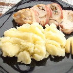 Gorgonzolás-körtés csirkemell - Csirkéből - Hajókonyha recept